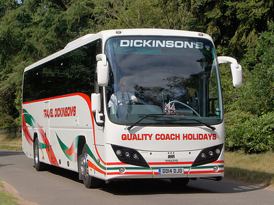 Dickinsons Quality Coach Travel - Bolton